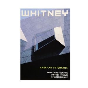 Whitney Americans Visionaries Museum Book